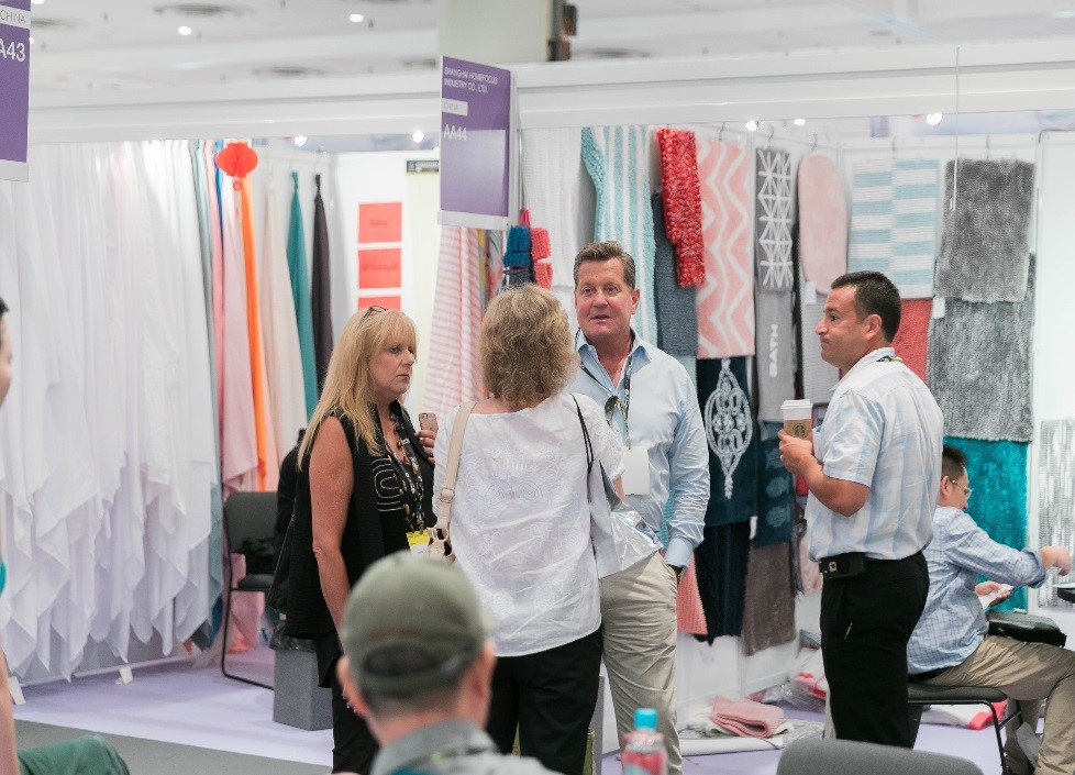 What to Expect at Home Textiles Sourcing Expo Summer 2018